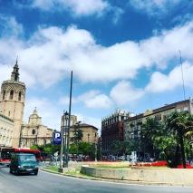 Old City Valencia