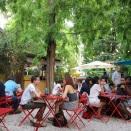 Summer hotspot Paris