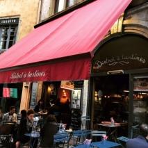 Bistrot a tartine Lyon