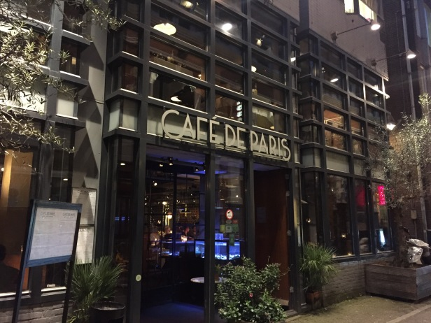 Hotspot Amsterdam Cafe de Paris