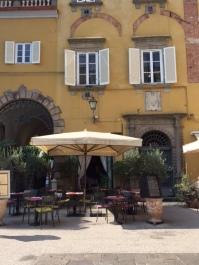 Lucca square
