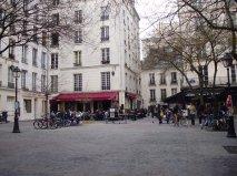 Hidden spot Paris