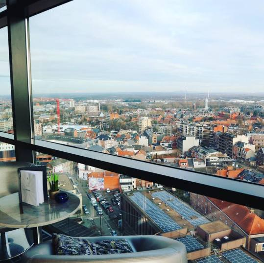360 graden view Radisson Hasselt