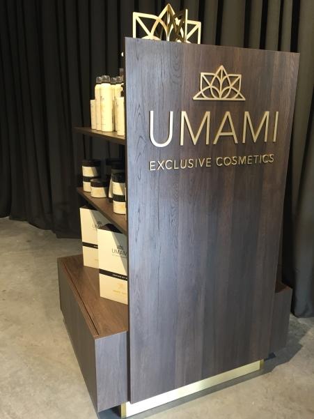 Umami exclusive cosmetic