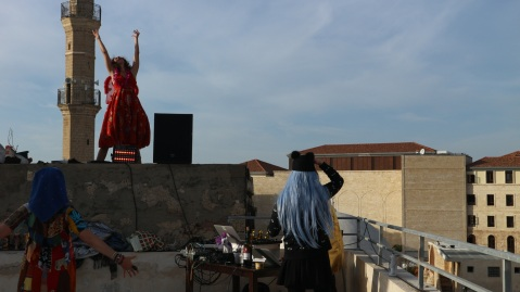 Rooftop Party Jaffa