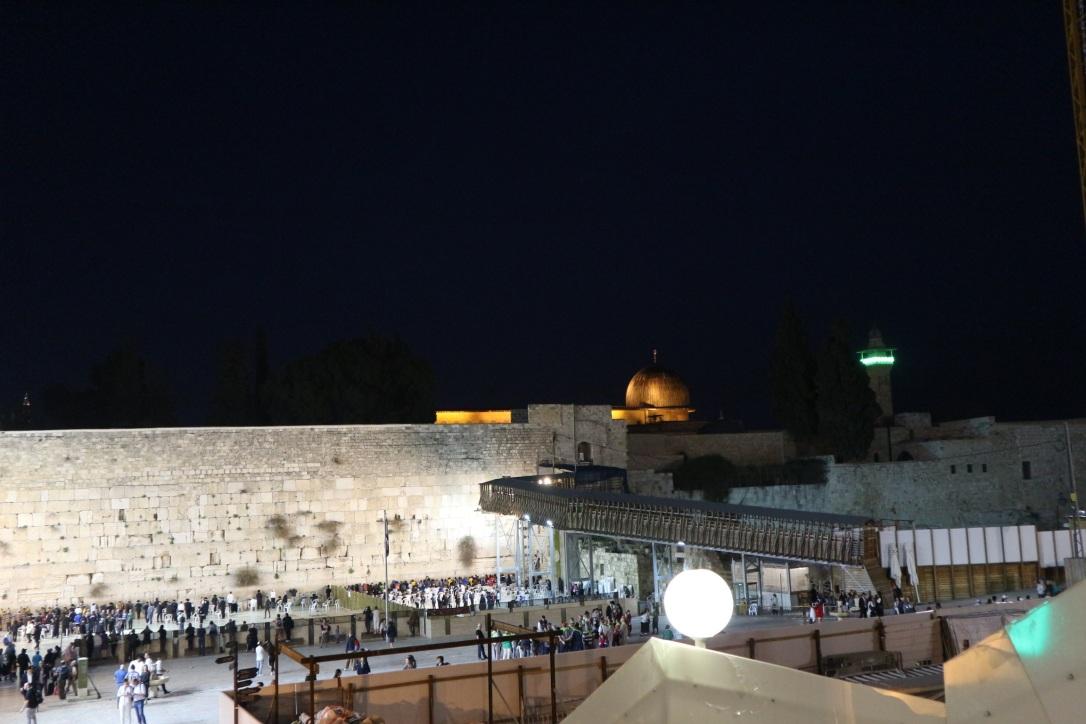 De Al-Aqsamoskee Jeruzalem