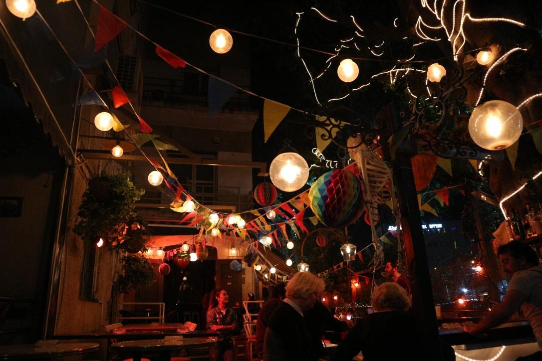 Hotspot Polly Tel Aviv