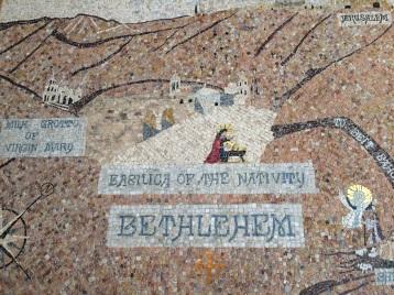Geboortekerk en Geboortegrot Jeruzalem