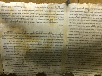 Qumran Dode Zeerollen
