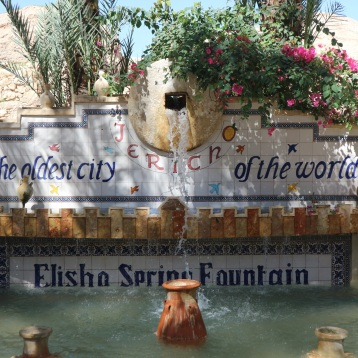 Jericho bron Elisa