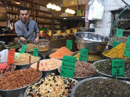 Mechane Yehuda Market