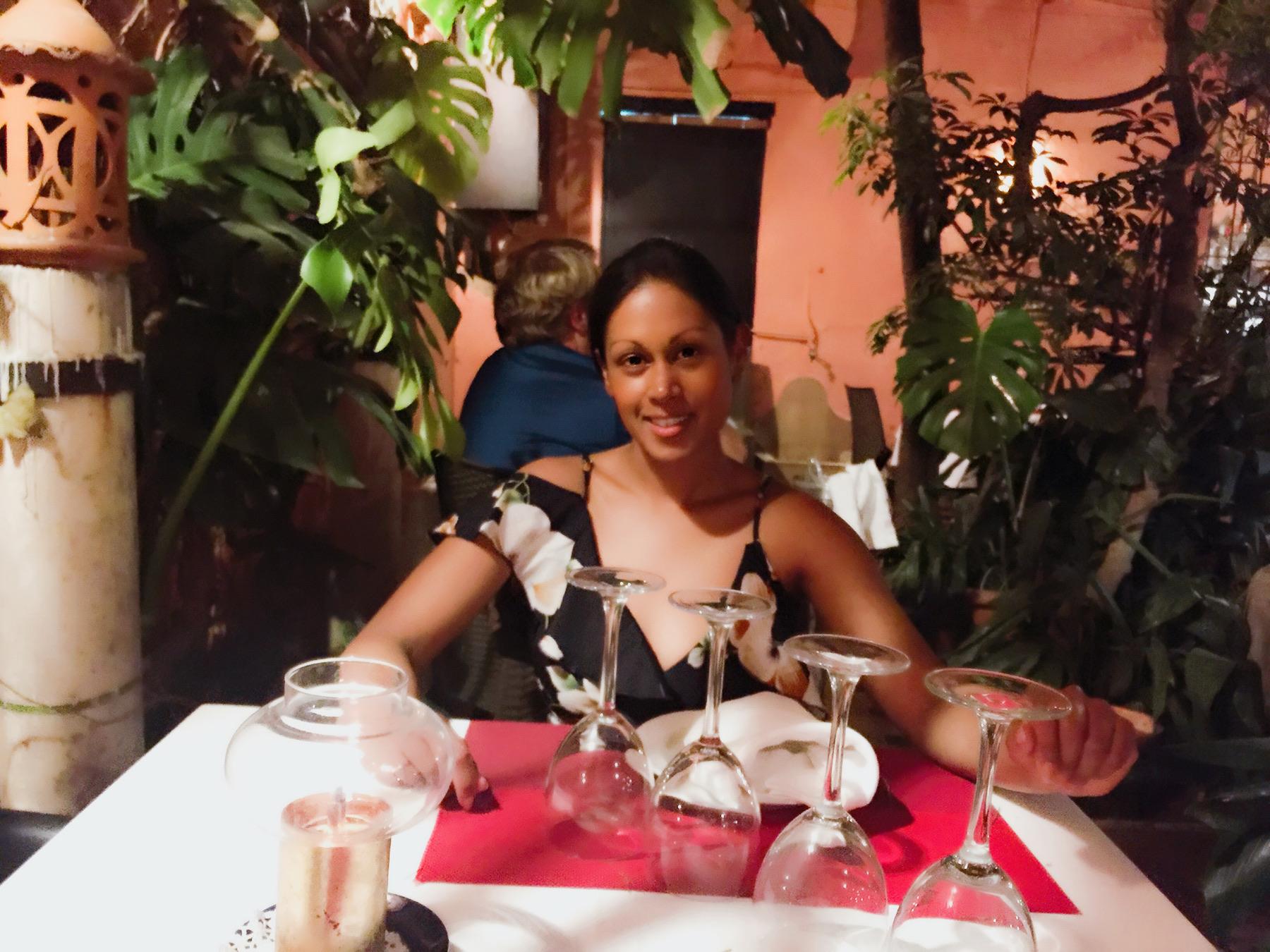 Coral del Agua mooiste restaurant Sevilla
