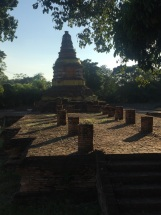 Wiang Kum Kam is an ancient city