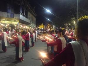 Opening ceremonie Loy Krathong