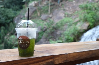 Instafamous Chiang Mai waterfall Jungle De Cafe